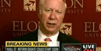 David Gergen Wants Americans To Think Disruptions In The Financial Markets Are Normal