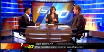 Dez Bryant And His Mom: ESPN's Dana Jacobson, Scoop Jackson And Skip Bayless Discuss