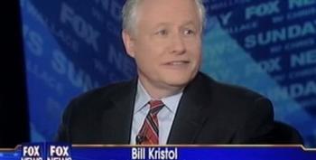 Kristol Calls For Drilling Closer To Shore