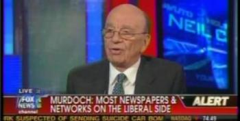 Rupert Murdoch To Cavuto: Fox Is Winning Because It's Balanced, Everyone Else Is Liberal