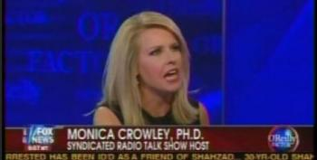 Monica Crowley Wants Everyone To Declare Islam 'The Enemy'