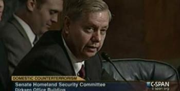 Lindsey Graham Opines Over Constitutional Rights Of Gun Owners: Terrorism Suspects Not So Much