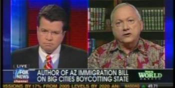 Russell Pearce Tells Neil Cavuto A Driver's License Will Prove Your Citizenship