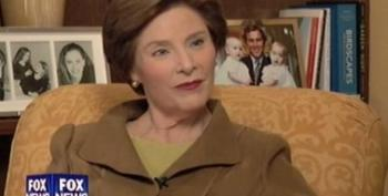 Laura Bush Calls Kagan Nomination 'Great'
