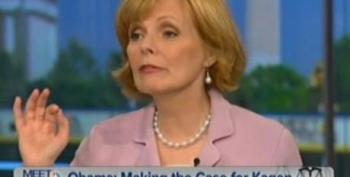 Peggy Noonan Defends Robert Bork