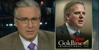 Anthony Weiner Goes After Glenn Beck's House Of Gold
