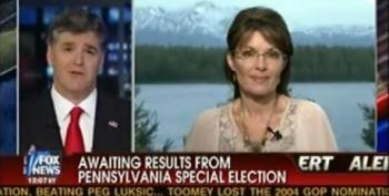 Sarah Palin Praises 'Bit Of A Libertarian' Rand Paul's Victory In Kentucky