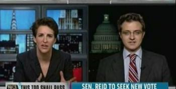 Maddow And Hayes Give Dave Dayden Props For His Financial Regulation Reporting