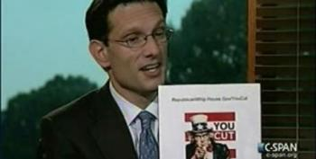 Eric Cantor's 'YouCut' Gimmick