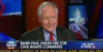 Bill Kristol: Rand Paul Sophisticated, Complicated, Attractive, Plainspoken, Honest And Thoughtful