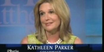 """Kathleen Parker: Rand Paul's Statements Make Things """"A Little Bit Messy"""" For Republicans Wanting To Attack Obama"""