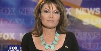 Palin: Maddow Was 'Prejudiced' Against Rand Paul