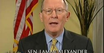 Lamar Alexander Says He Favors The Government Taking Over BP If Necessary