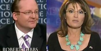 Palin Vs Gibbs On Oil Spill Response