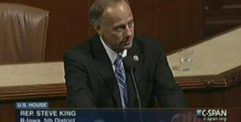 Steve King's Latest Conspiracy Theory: ACLU Has Written Legal Brief On Arizona SB 1070 For The  Justice Department