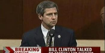White House Used Bill Clinton To Offer Sestak Unpaid Advisory Board Position