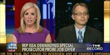 Prof. Richard Hasen Criticizes Fox For Their 'Breathless' Coverage Of Sestak Issue