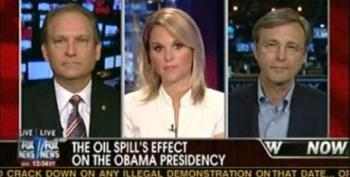 Thom Hartmann Knocks Brad Blakeman For His 'Full-Throated' Call For Big Government