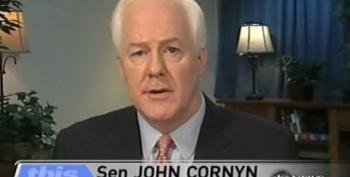 Cornyn Defends Israel's Right To Kill American Citizen