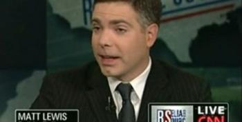 Matt Lewis Admits Conservatives Are Piling On Obama To Get Even For Criticism Of Bush