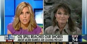 Sarah Palin:  We Still Need To Drill, Baby, Drill