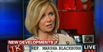 Marsha Blackburn Throws Joe Barton Under The Bus, Claims He Does Not Speak For Republican Leadership