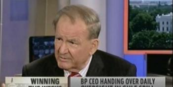 Pat Buchanan Compares US Attorney Eric Holder To Godfather Enforcer Luca Brasi