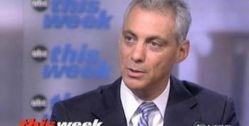 Emanuel: Barton Apology Shows How Republicans Would Govern