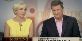 Mika Accuses Giuliani Of 'Baseless Lies' About Obama Handling Of Spill