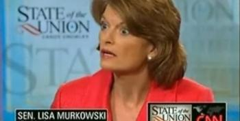 Candy Crowley Allows Lisa Murkowski (R-Big Oil) To Deny The Republicans Are The Party Of Big Oil