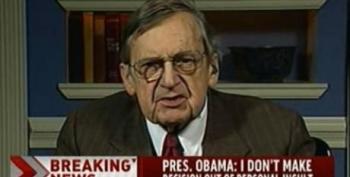 Lawrence Eagleburger Trashes Obama Administration's Afghanistan Policy