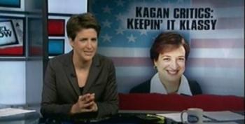 Kagan Critics: Keepin' It Klassy