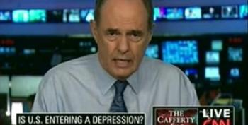 Cafferty: Is The U.S. Entering A Depression?
