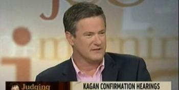 Joe Scarborough Mocks Republicans For Attacking Thurgood Marshall