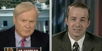 Chris Matthews Grills Alabama Tea Party Candidate Rick Barber Over His Campaign Ads