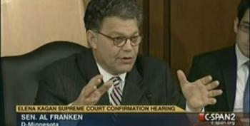 Al Franken Demolishes GOP's Anti-Thurgood Marshall Campaign