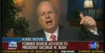 Karl Rove 'Worried' About Suburban Women, Heh
