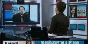 Republicans Turn To Fringe Groups To Oppose Elena Kagan