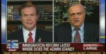 "J.D. Hayworth Says Obama ""Surrenders"" On Immigration Law, Arpaio Blesses Him, Rips McCain"