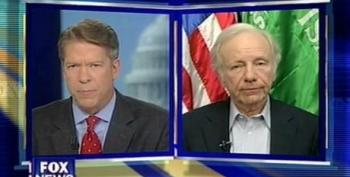 Lieberman: Republicans Not Undermined By Steele Comments