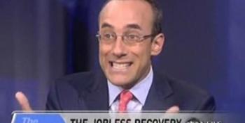 Paul Krugman Knocks Down Dan Senor's Fear Mongering Right Wing Talking Points On Debt Burden