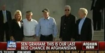 McCain: Kandahar Is Key To Success Or Failure In Afghanistan