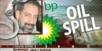 Democracy Now: Scientist Working With Government Says BP Restricting Access To Study Gushing Oil Well
