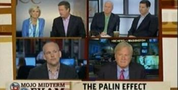 Morning Joe Panel Lauds Palin's Chances As 2012 Presidential Nominee