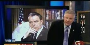 Olbermann Whacks Beck For Pushing Conspiracy Theory On No Footage Of Byrd 1960's Civil Rights Act Filibuster