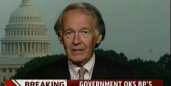 Rep. Ed Markey Demands BP Release Data On Well Integrity And Sea Floor Leaks