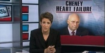 Dick Cheney Has No Pulse