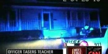 GA Cops Repeatedly Taser And Pepper Spray 57 Year Old School Teacher Who Called For Help