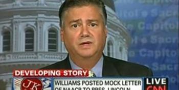 John King Allows Mark Williams To Whitewash His Racist Online Screed