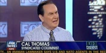 Cal Thomas Thinks The NAACP Should Care About Fox's Over-Hyped Phony New Black Panther Scandal